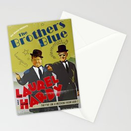 What if? - The Brothers Blue Stationery Cards