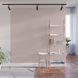Dusty Pink Wall Mural