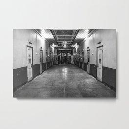 Old Adelaide Gaol Metal Print