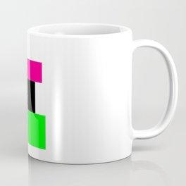 Colour Squares Coffee Mug