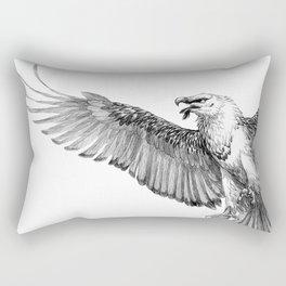 Lammergeier Rectangular Pillow