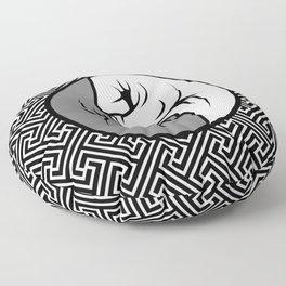 Way of the Fist Floor Pillow