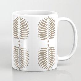 TROPICAL PALMS . COCOA Coffee Mug