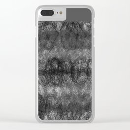 Sassy Webbing Clear iPhone Case