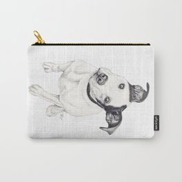 Rosco (Pit Mix) Carry-All Pouch