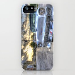 Gonzales Chevy iPhone Case