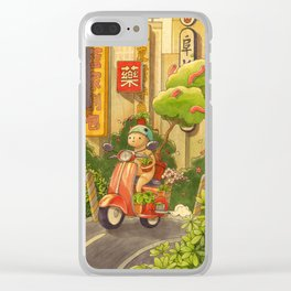 Taiwan Clear iPhone Case