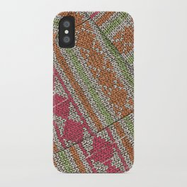 Winter lovers VII iPhone Case