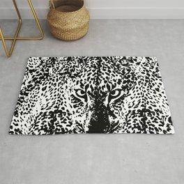 Leopard Spots - Hidden Jaguar Illusion Rug