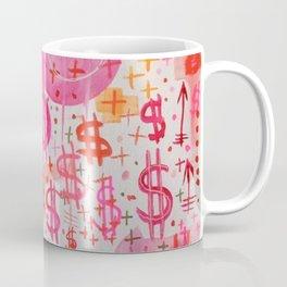 Barbie Money Coffee Mug