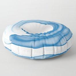 rund 3 - calm ocean Floor Pillow