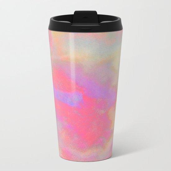Ephemeral Metal Travel Mug
