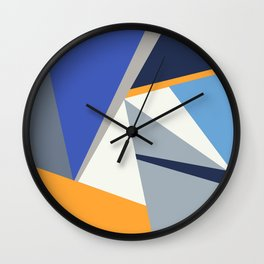 The Metaphysical Abstract Wall Clock