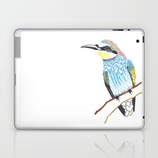 tree bird Laptop & iPad Skin