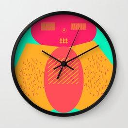 Moru Dachi Wall Clock