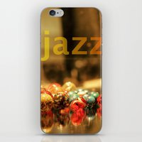 jazz iPhone & iPod Skins featuring Jazz ! by teddynash
