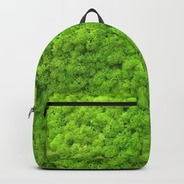 Green Moss Backpack