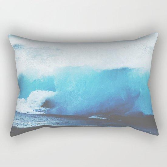 I Want The Ocean Now #society6 Rectangular Pillow