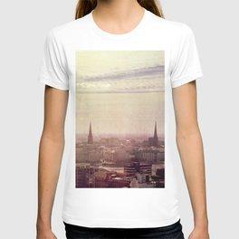 Hamburg sunrise T-shirt
