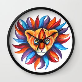 Just Can't Wait To Be King Wall Clock