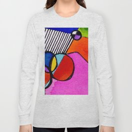 Magical Thinking 7A6 by Kathy Morton Stanion Long Sleeve T-shirt