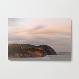 Alma Wonderland Coast Metal Print