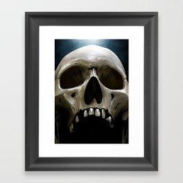 Skull 13 Framed Art Print