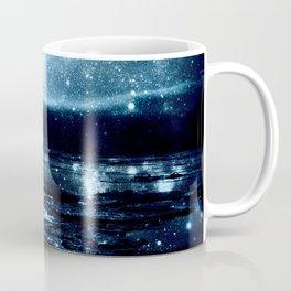 Icy Blue Mystic Waters Coffee Mug