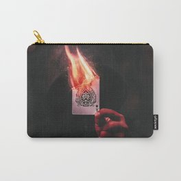 Fire Aces Carry-All Pouch