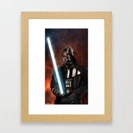 chosen one Framed Art Print