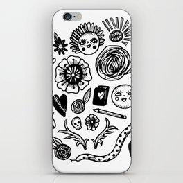 Titled iPhone Skin