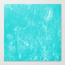 Sea Turquoise Canvas Print
