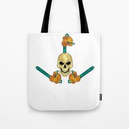Underwater Horror Tote Bag