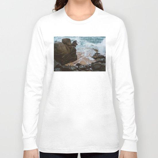 Pedregal, Mexico VII Long Sleeve T-shirt