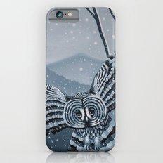 Grey Owl iPhone 6s Slim Case