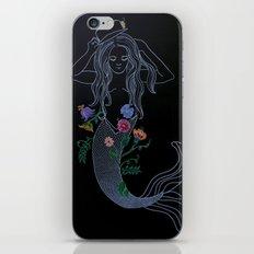 Foxy Roxy iPhone & iPod Skin
