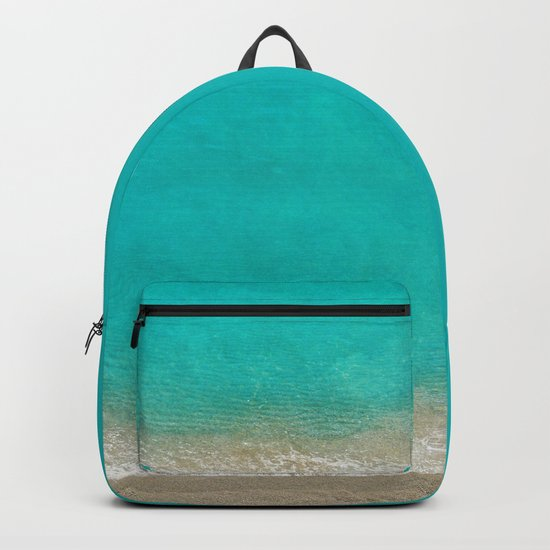 Blue from the Top 4 Backpack