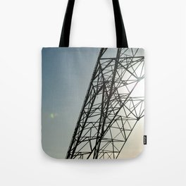 sky 2 Tote Bag