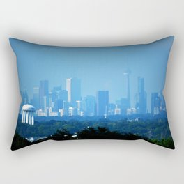 Toronto Haze Rectangular Pillow