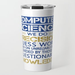 COMPUTER SCIENCE Travel Mug