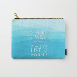 PJO - Live it myself Carry-All Pouch