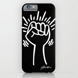 Liberation iPhone Case