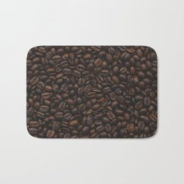 Coffee Addiction. Bath Mat