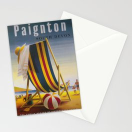 poster Paignton Stationery Cards