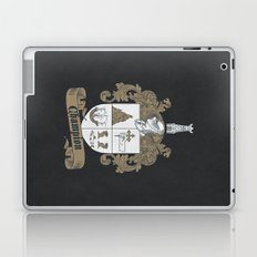 Champion Crest Laptop & iPad Skin
