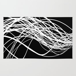 Linear Flow Rug