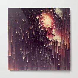 nebula II Metal Print