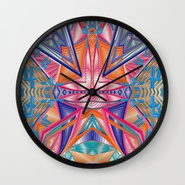 Four Sure Wall Clock