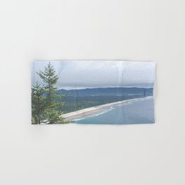 Cape Lookout Oregon Hand & Bath Towel