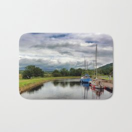 Crinan Canal Bath Mat